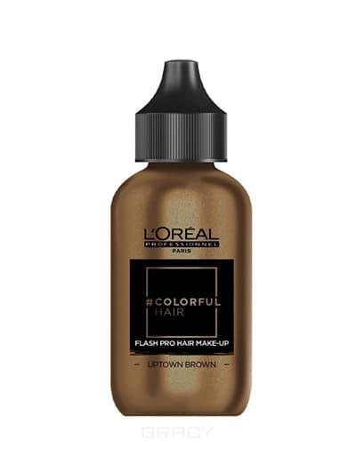 L'Oreal Professionnel, Краска-макияж для волос Colorful Hair Flash, 60 мл (11 оттенков) Кофемания краска для волос l oreal professionnel colorful hair электрический лиловый