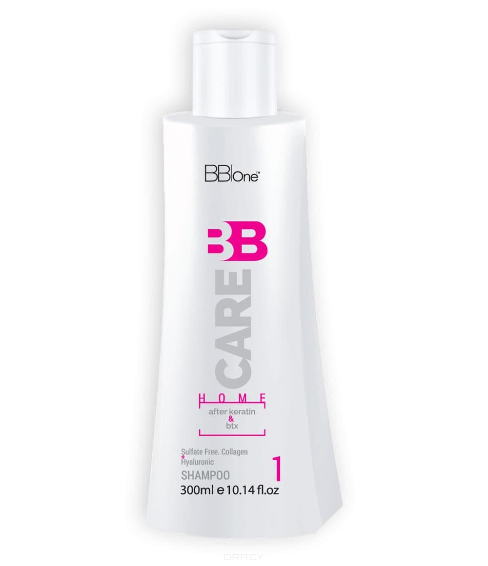 BB One, Безсульфатный шампунь после кератинового выпрямления BB Care BBOne , 500 мл bb one рабочая тетрадь bb one