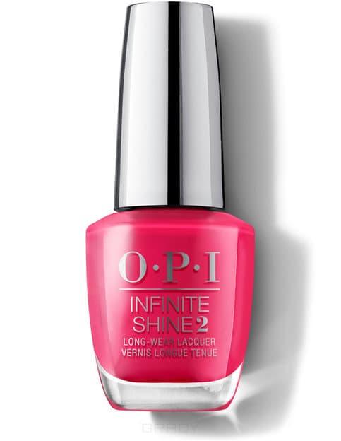 Купить OPI, Лак с преимуществом геля Infinite Shine, 15 мл (208 цветов) She'S A Bad Muffuletta! / Iconic