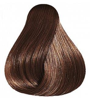 все цены на Wella, Стойкая крем-краска для волос Koleston Perfect, 60 мл (145 оттенков) 6/73 темный орех онлайн