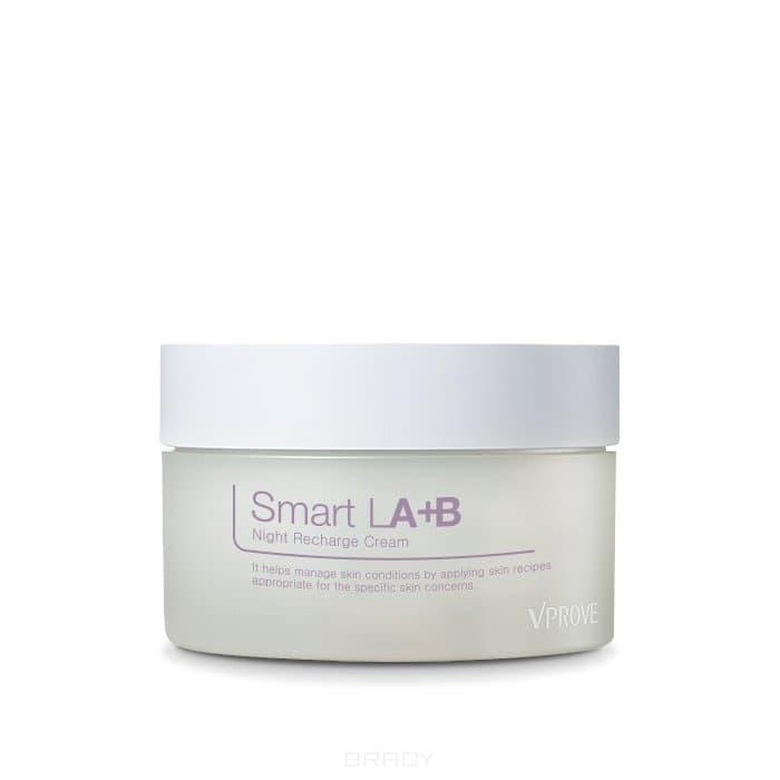 Крем для лица Смарт Лаб, антивозрастной Smart Lab Night Recharge Cream, 40 мл
