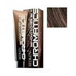 Купить Redken, Chromatics Краска для волос без аммиака Редкен Хроматикс (палитра 67 цветов), 60 мл 5.31/5Gb золотой/бежевый БК