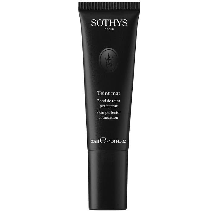Sothys, Тональная основа под макияж с матовым эффектом (7 оттенков) Бежево-розовый BR40 цена