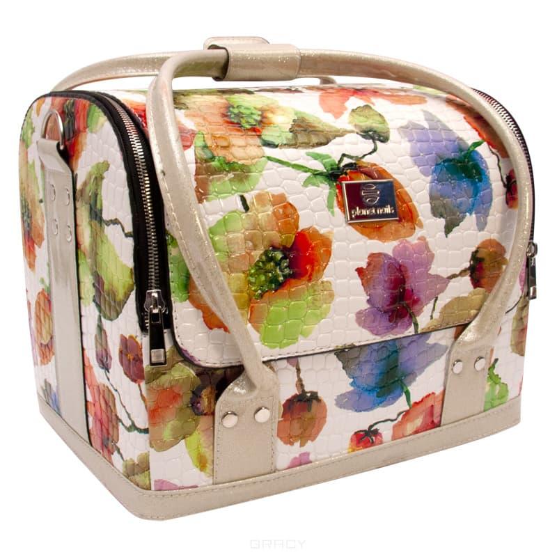 Planet Nails, Сумка-чемодан MAX (3 цвета), 1 шт, Гусиная лапка MAXЧемоданы и сумки профессиональные<br><br>