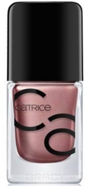 Catrice, Лак для ногтей ICONails Gel Lacquer (49 оттенков) 11 Go For Gold! розовое золото фото