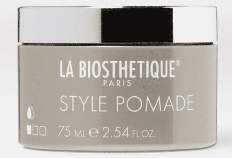 La Biosthetique, Помада-блеск для укладки волос и выделения прядей Style Pomade, 75 мл la biosthetique style