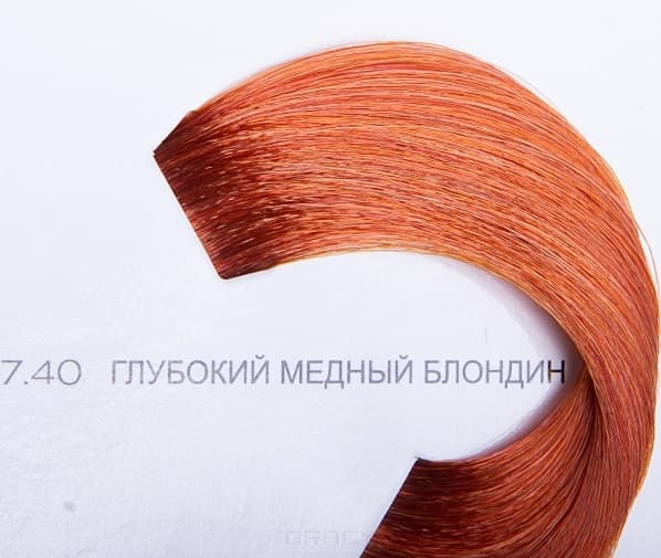 LOreal Professionnel, Краска дл волос Dia Light, 50 мл (34 оттенка) 7.40 блондин глубокий медныйОкрашивание: Majirel, Luo Color, Cool Cover, Dia Light, Dia Richesse, INOA и др.<br><br>