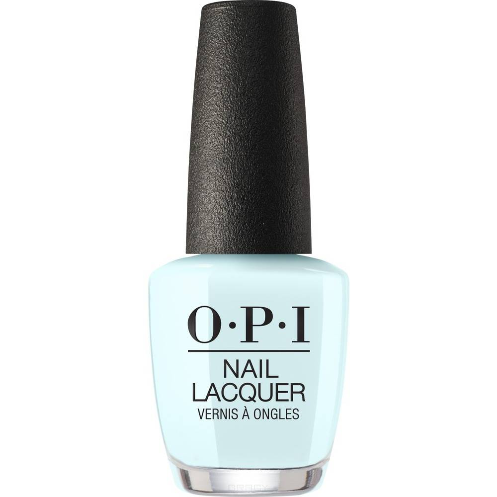Купить OPI, Лак для ногтей Nail Lacquer, 15 мл (287 цветов) Mexico City Move mint / Mexico City