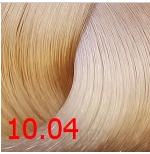 Купить Kaaral, Стойкая крем-краска для волос ААА Hair Cream Colourant, 100 мл (93 оттенка) 10.04 очень очень светлый медный блондин