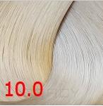 Купить Kaaral, Стойкая крем-краска для волос ААА Hair Cream Colourant, 100 мл (93 оттенка) 10.0 очень-очень светлый блондин