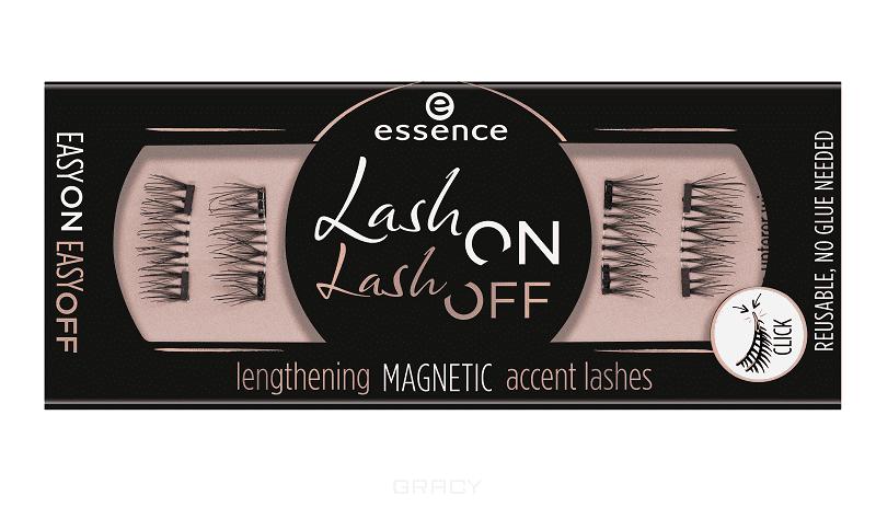 Купить Essence, Накладные ресницы на магнитах Lash On Lash Off (2 варианта), №01 Turn Up The Volume!