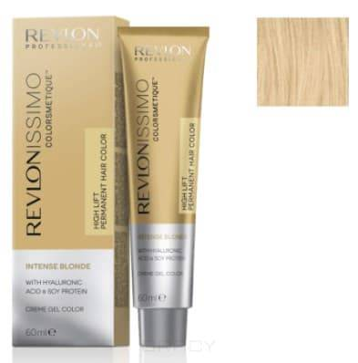 Revlon, Краска супра блондирующая Revlonissimo Colorsmetique Intense Blonde, 60 мл (10 оттенков) 1200MN цена