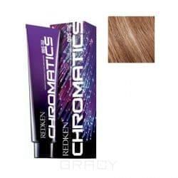 Купить Redken, Chromatics Краска для волос без аммиака Редкен Хроматикс (палитра 67 цветов), 60 мл 7.32/7GI золотой/мерцающий Gold Iridescent