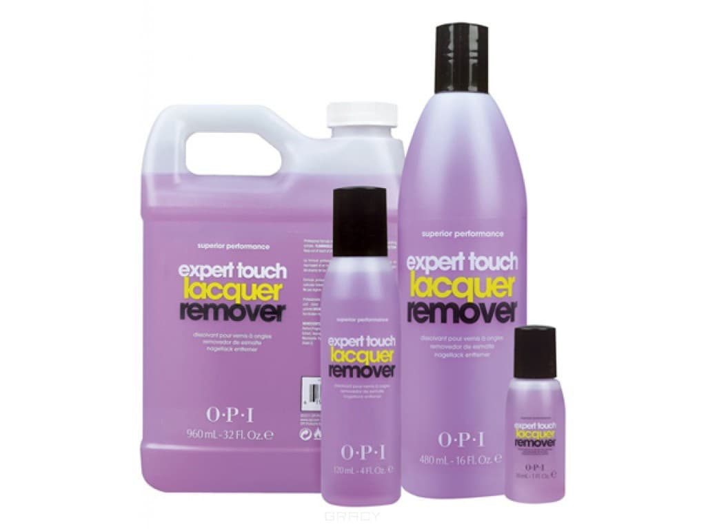 OPI, Жидкость для снятия лака ExpertTouch, 30 мл жидкость для снятия лака experttouch 30 мл