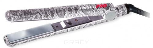 Babyliss Pro, Щипцы-выпрямители Pyton Collection 25х90мм, титан-турмалин покрытие, 38 Вт BAB2039PYEВыпрямители для волос<br><br>