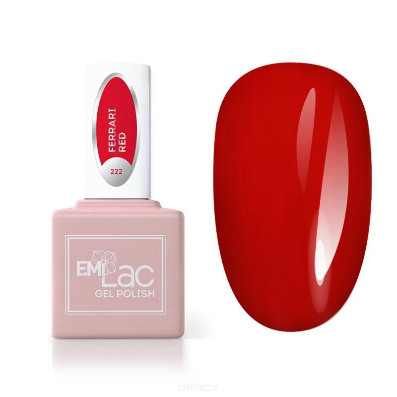 Купить E.Mi, Гель-лак для ногтей, E.MiLac (392 тона) №222 RM Феррари