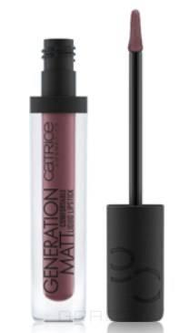 Catrice, Жидкая матовая помада для губ Generation Matt Comfortable Liquid Lipstick (10 оттенков) 100 Llama Pooh