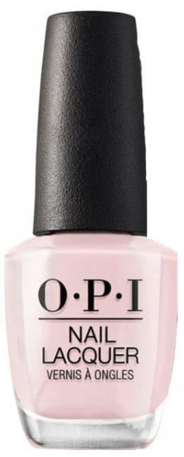 OPI, Лак для ногтей Nail Lacquer, 15 мл (221 цвет) Baby, Take a Vow / Sheers 2019