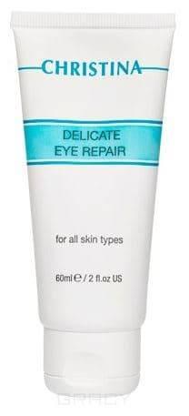 Christina, Elastin Collagen Delicate Eye Repair Крем для деликатного восстановления кожи вокруг глаз Кристина, 60 мл