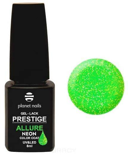 Купить Planet Nails, Гель-лак PRESTIGE ALLURE Neon Collection, 8 мл Neon Collection - 694
