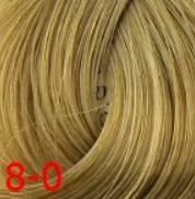 Estel, Краска для волос Princess Essex Color Cream, 60 мл (135 оттенков) 8/0 Светло-русый estel estel princess essex краска для волос 8 34 светло русый золотисто медный бренди 60 мл