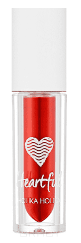 Holika Holika, Вельветовая помада-мусс Хартфул Флюид Heartful Fluid Mousse, 2,2 мл (6 тонов) Тон OR05, оранжевый мусс тонирующий тон 1 sand soft touch matt mousse essence