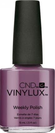 Купить CND (Creative Nail Design), Винилюкс Профессиональный недельный лак VINYLUX™ Weekly Polish (54 оттенка) 15 мл # 250 (Lilac Eclipse)