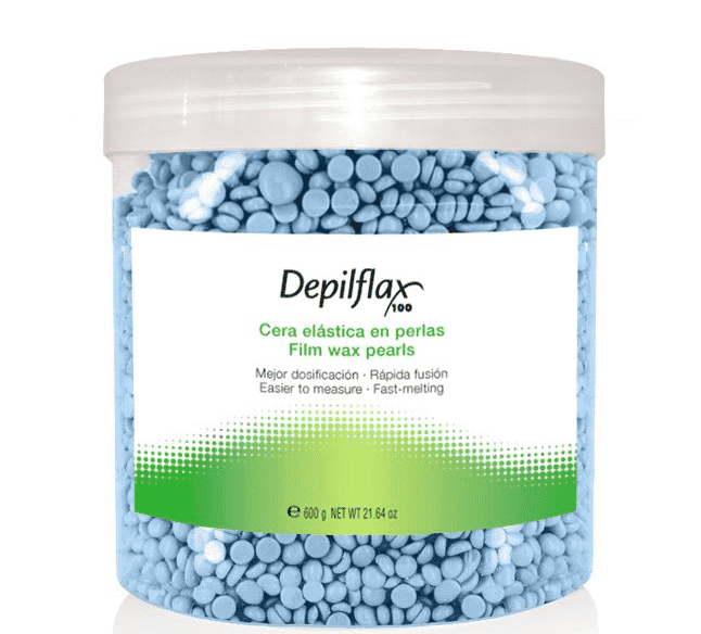Depilflax, Пленочный воск в гранулах Film Wax Pearls Caribbean, 600 гр фото