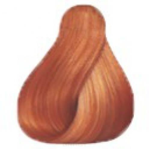 Londa, Cтойкая крем-краска New (102 оттенка), 60 мл 8/43 светлый блонд медно-золотистыйОкрашивание<br>Кажется, любовь к переменам у девушек в крови. Сегодня они жгучие брюнетки. Через месяц нежные блондинки. Через год очаровательные шатенки. Если сердце требует перемен, стойкая краска для волос Londa — это для Вас. Она подарит не только насыщенный цвет, н...<br>