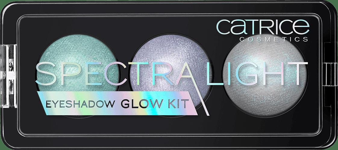Купить Catrice, Палетка теней SpectraLight Eyeshadow Glow Kit 020 морской хром
