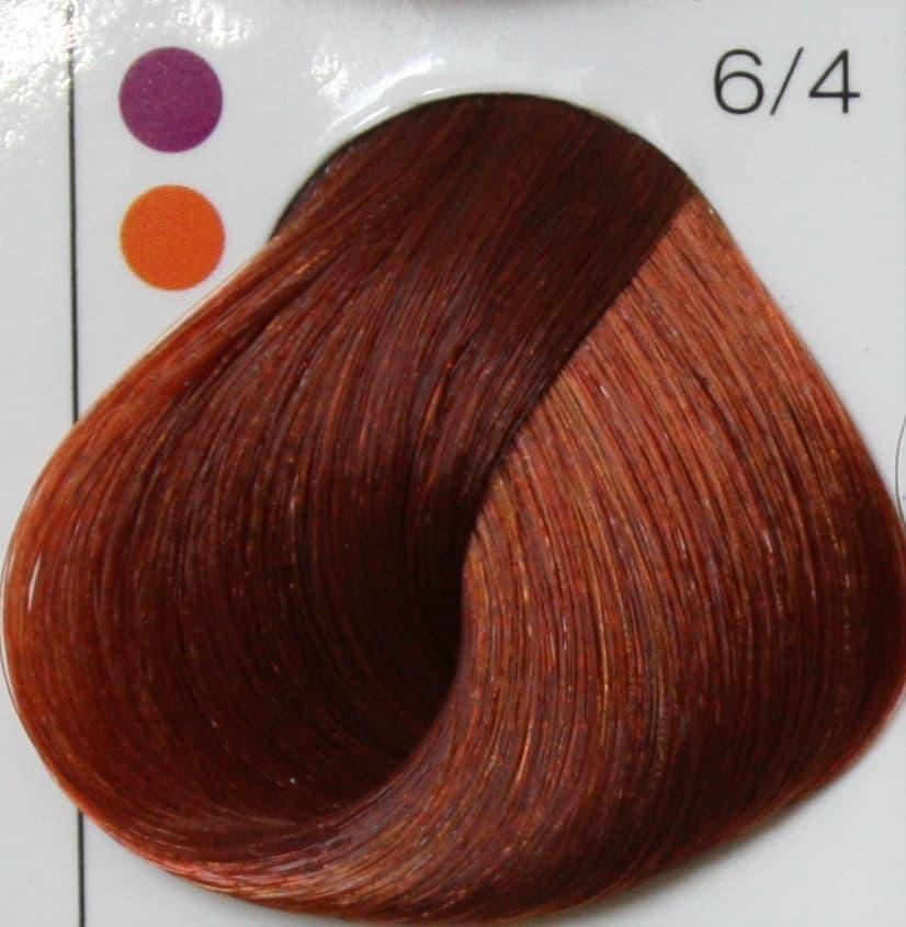 Londa, Интенсивное тонирование Лонда краска тоник для волос (палитра 48 цветов), 60 мл LONDACOLOR интенсивное тонирование 6/4 тёмный блонд медный, 60 мл