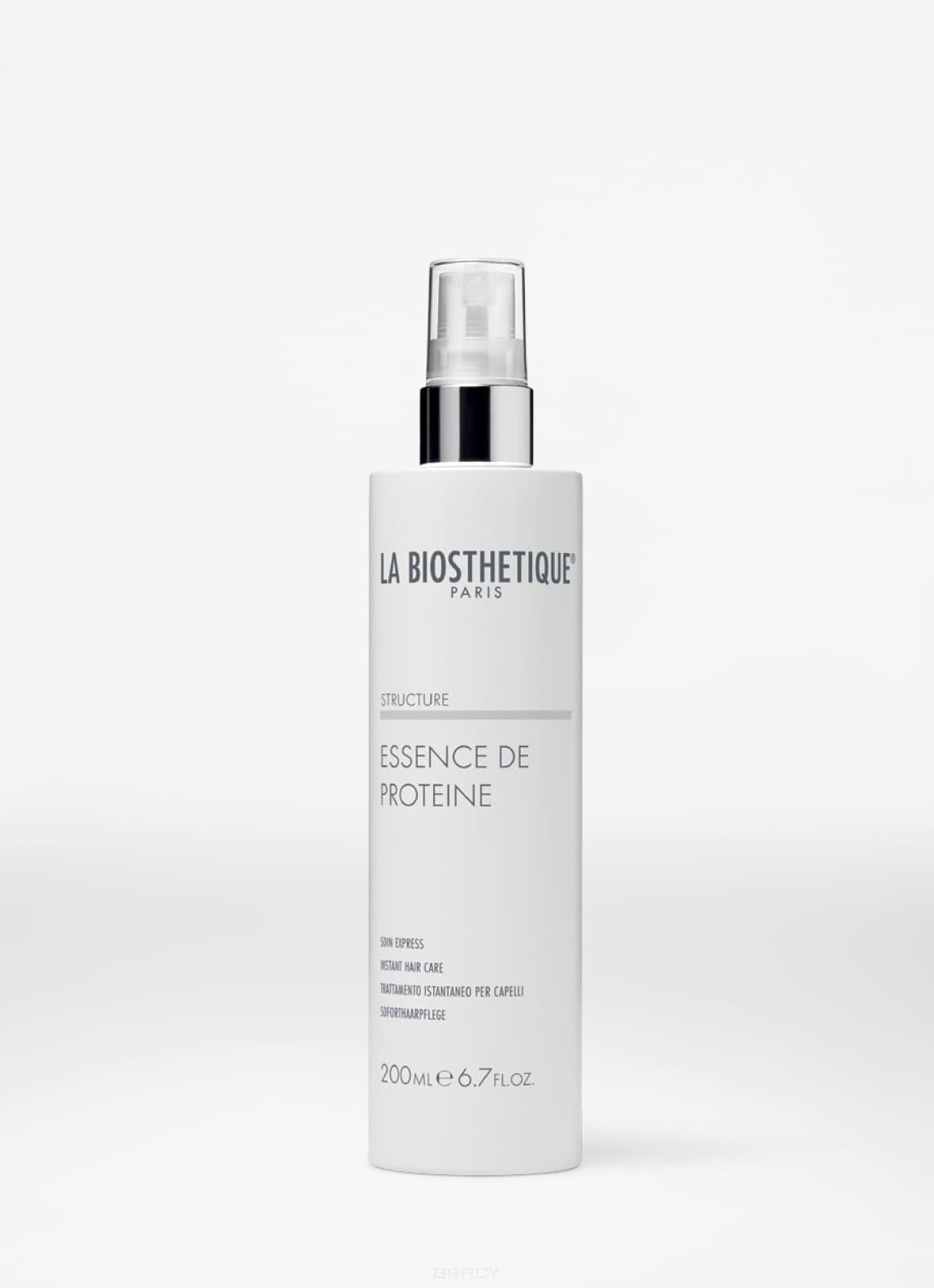 Купить La Biosthetique, Несмываемый двухфазный спрей для питания волос Structure Essence de Proteine, 200 мл