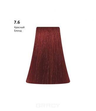 Купить BB One, Перманентная крем-краска Picasso Colour Range без аммиака (76 оттенков) 7.6Red Blond/Красный Блондин