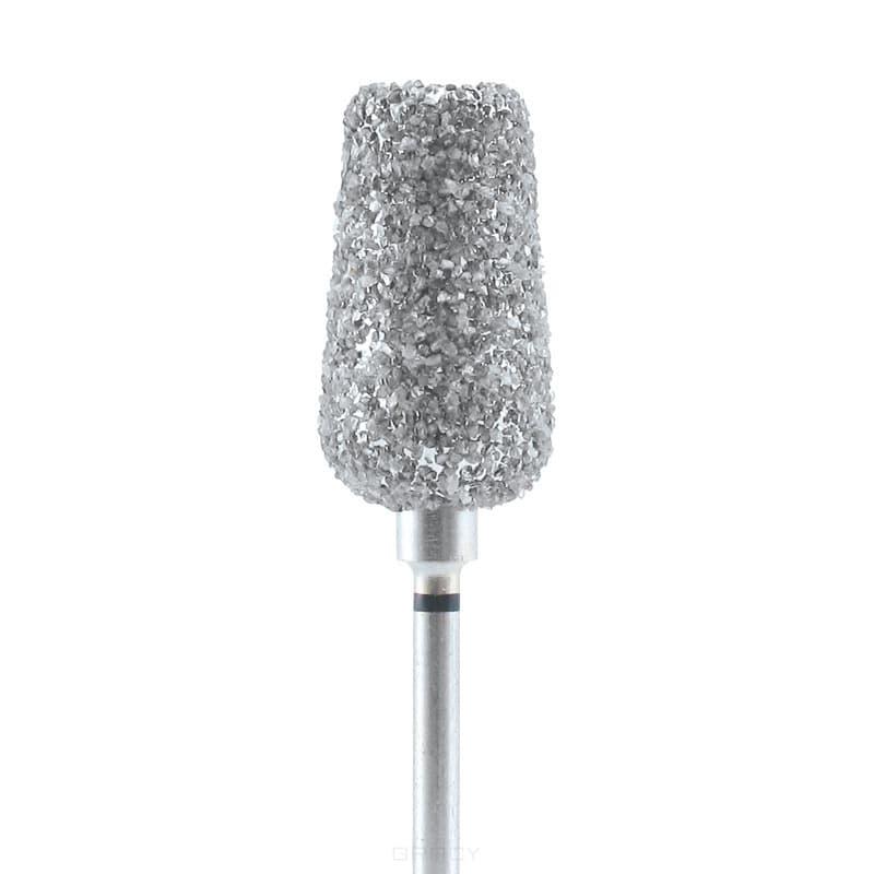 Фреза алмазная конус усеч. 11,5 ммМатериал : Алмазная крошка&#13;<br>  &#13;<br>Форма : Конус усеченный&#13;<br>  &#13;<br>Абразив : Очень крупный&#13;<br>  &#13;<br>Диаметр рабочей части : 11,5 мм&#13;<br>  &#13;<br>Диаметр хвостовика : 2,35 мм&#13;<br>  &#13;<br>Область применения:&#13;<br>  &#13;<br>- Обработка огрубевшей кожи стоп&#13;<br>  &#13;<br>Страна производитель : Германия<br>