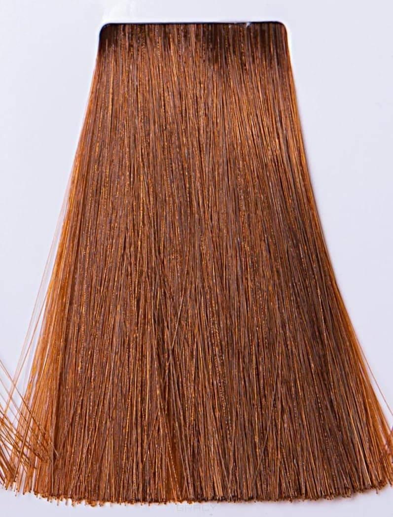 Купить L'Oreal Professionnel, Краска для волос INOA (Иноа) профессиональная, 60 мл (палитра 96 цветов) 7.35 блондин золотисто-махагоновый