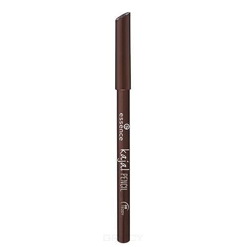 Купить Essence, Карандаш для глаз Kajal Pencil, 1 гр (7 тонов) №08, коричневый
