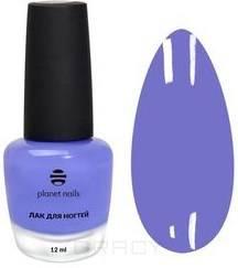 Planet Nails, Лак для ногтей с эффектом гелевого покрытия, 12 мл (36 оттенков) 873 planet nails лак для ногтей с эффектом гелевого покрытия 12 мл 36 оттенков 873