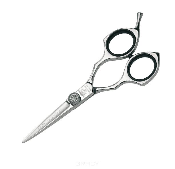 Kiepe, Ножницы прямые Kiepe 5 скольз. срез Diamond 260-5Ножницы для стрижки волос<br><br>