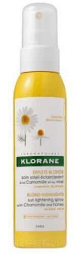 Купить Klorane, Спрей для волос с экстрактом Ромашки и меда, 125 мл