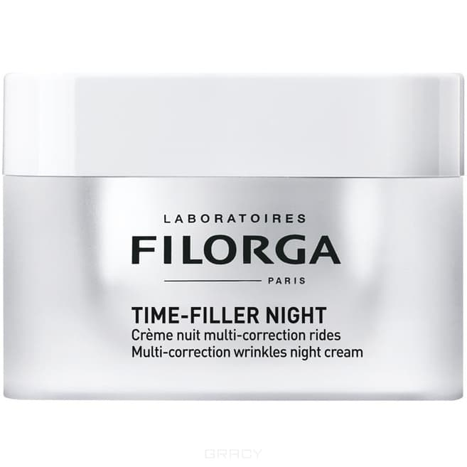 Filorga, Ночной крем восстанавливающий против морщин Time-Filler night cream, 50 мл цена