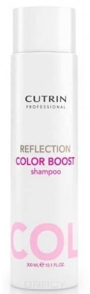 Cutrin, Шампунь для поддержания цвета окрашенных волос Reflection Color Care Reflection Color Boost Shampoo, 50 млУход и лечение<br><br>