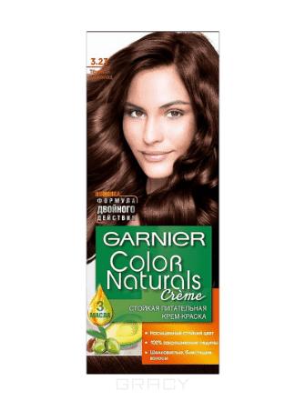 Garnier, Краска дл волос Color Naturals (30 оттенков), 110 мл 3.23 Темный шоколадОкрашивание волос Гарньер<br><br>