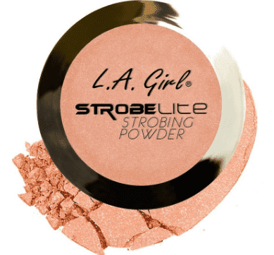 L.A. Girl, Пудра для стробинга компактная Strobe Lite Strobing Powder (10 оттенков) тон 70 ватт
