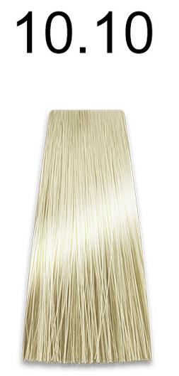 Купить Kaaral, Стойкая безаммиачная крем-краска с гидролизатами шелка Baco Soft Ammonia Free, 60 мл (42 оттенка) 10.10 платиновый пепельный блондин