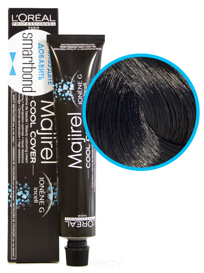 Купить L'Oreal Professionnel, Краска для волос Majirel Cool Cover (13 оттенков) 4 Шатен