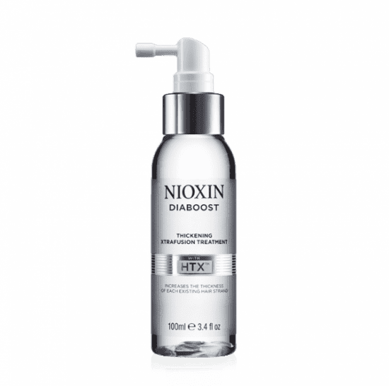 Nioxin, Эликсир для увеличения диаметра волос Diaboost, 100 млGreenism - эко-серия для ухода<br><br>