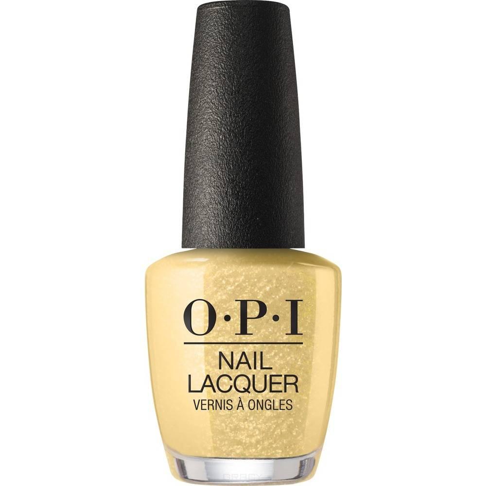Купить OPI, Лак для ногтей Nail Lacquer, 15 мл (287 цветов) Suzi's Slinging Mezcal / Mexico City