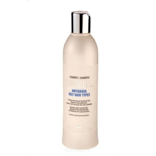 Hipertin, Шампунь дл жирных волос Linecure Oily Hair Types Shampoo, 300 млУход за волосами Hipertin Linecure<br><br>