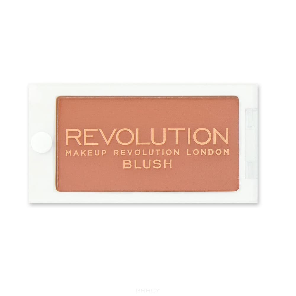 MakeUp Revolution, Румяна для лица Powder Blush Treat, 3.4 гр недорого