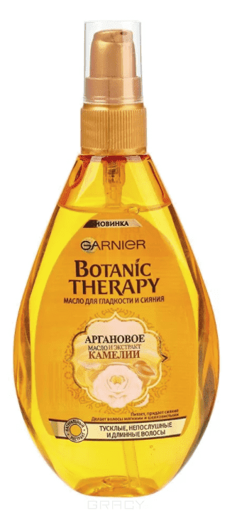 Garnier, Масло для волос Камелия Botanic Therapy, 150 мл фото